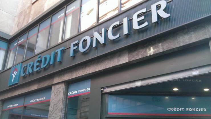 Quelle banque remplace le Crédit Foncier ?
