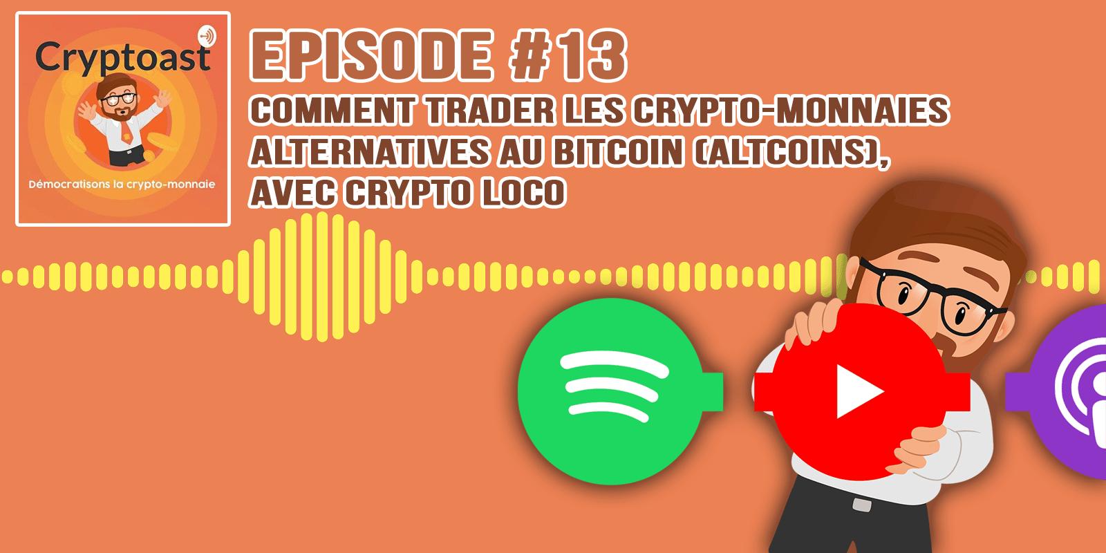 Comment trader de la crypto monnaie ?